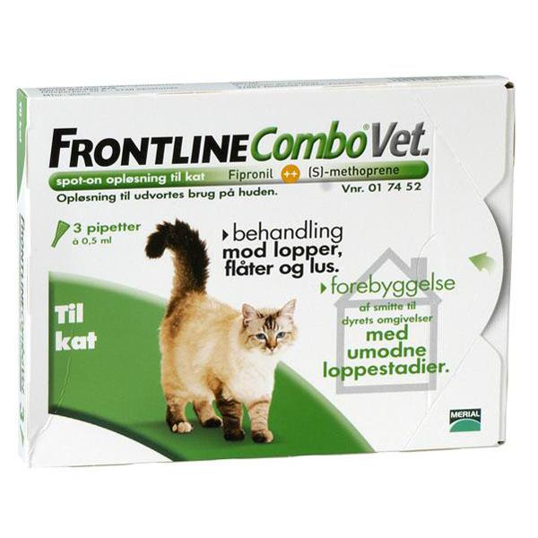 Loppemiddel til katte