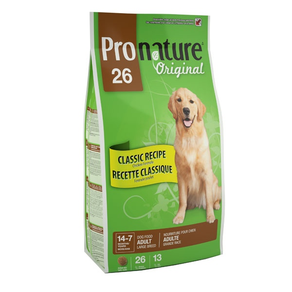 Pronature hundefoder