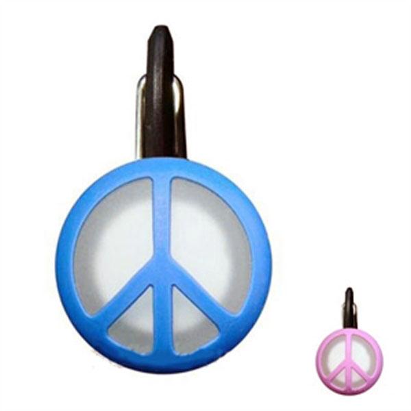 Image of Peace Vedhæng med Lys