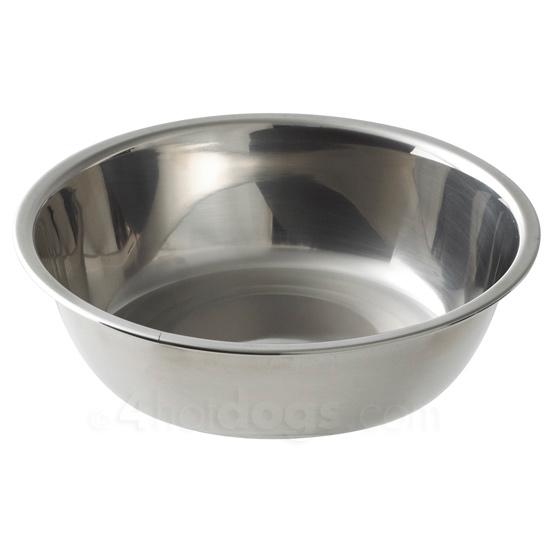 Ekstra inderskål til hundemadskål i melamin