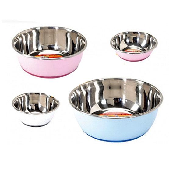 Billede af Selecta stål madskål
