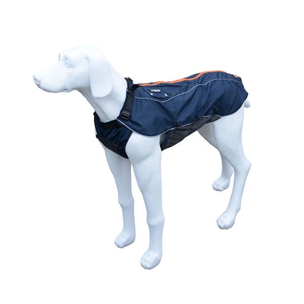 Hundefrakke SHIELD, regnjakke