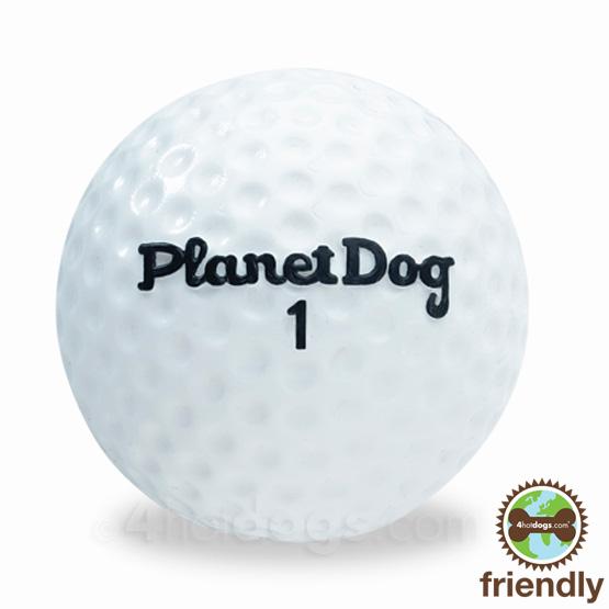 Image of   Golfbold i hård gummi til de mindste