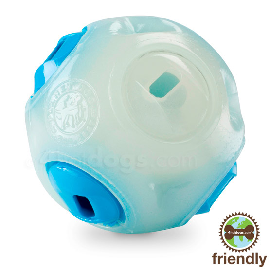 Billede af Orbee-Tuff Glow-in-the-Dark Whistle Ball