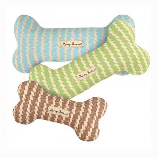 Billede af hundelegetøj Sweetgrass kanvas kødben