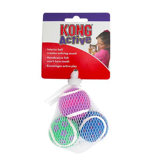 Image of KONG kat Tennis bold med klokke