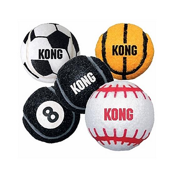 Billede af KONG tennis bolde