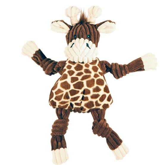 Billede af Holdbar Giraf hundelegetøj