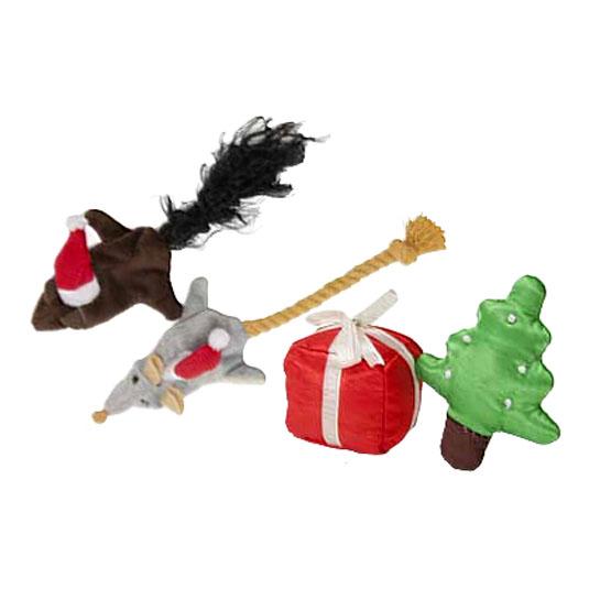 Billede af Julelegetøj til kat