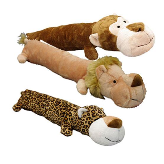 Billede af Hundelegetøj vilde plys med piv