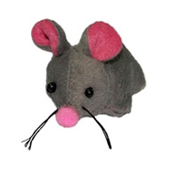 Image of Kattelegetøj mus der ryster