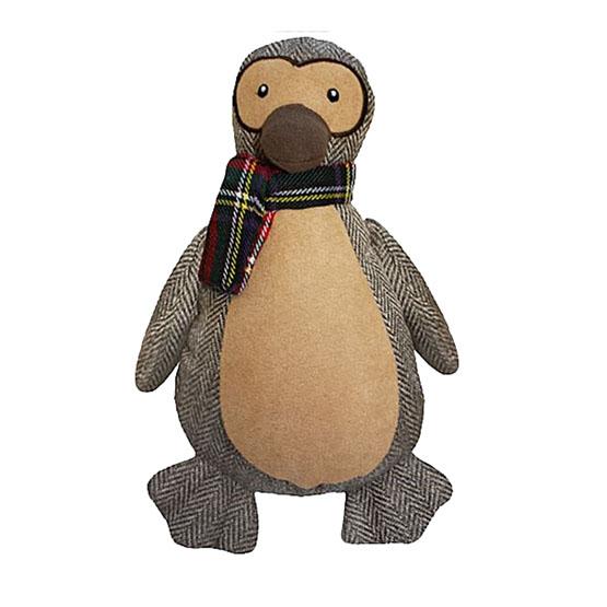 Billede af Hundelegetøj, pingvin i tweed