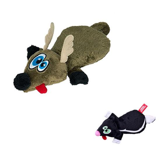 Image of   Flade dyr m.piv høres kun af hunden