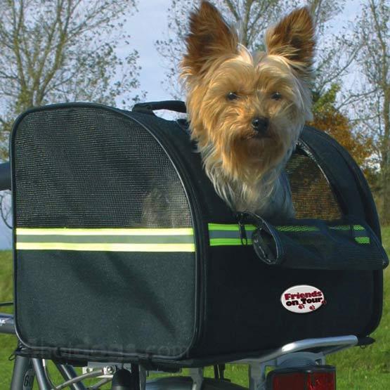 """Image of Cykeltaske """"Biker-bag"""" til bagagebærer"""