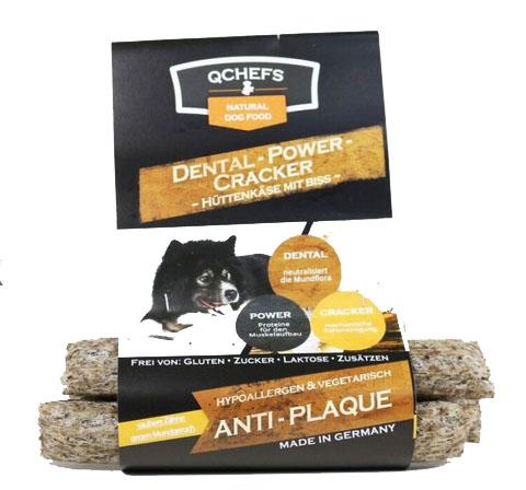 Billede af Hundegodbidder, Dental cracker - tyggepind sprød