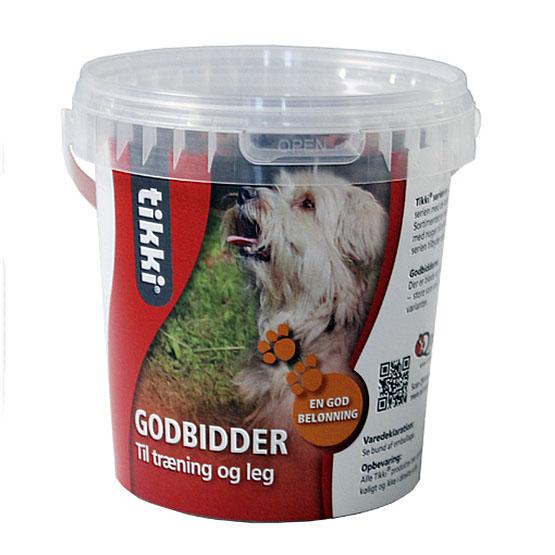 Billede af Hundegodbidder, Tikki Mini godbidder, 500 g, mix
