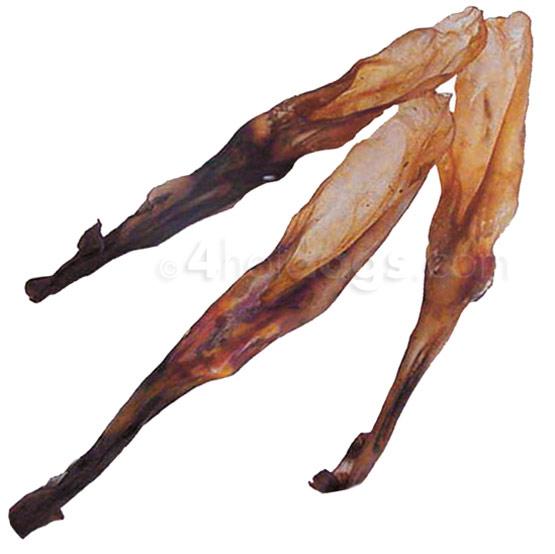 Billede af Hundegodbidder, Kaninører, 100 g
