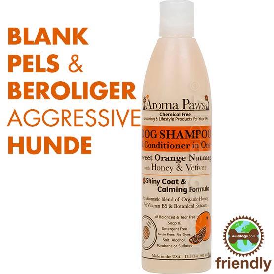 Billede af Hundeshampoo 2i1 Appelsin/Muskat -Miljøvenlig