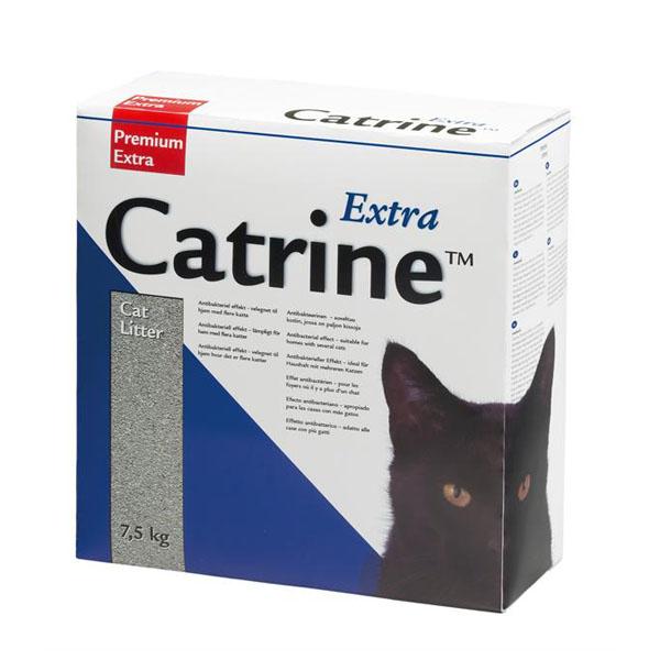 Catrine Premium Extra kattegrus 7,5 kg