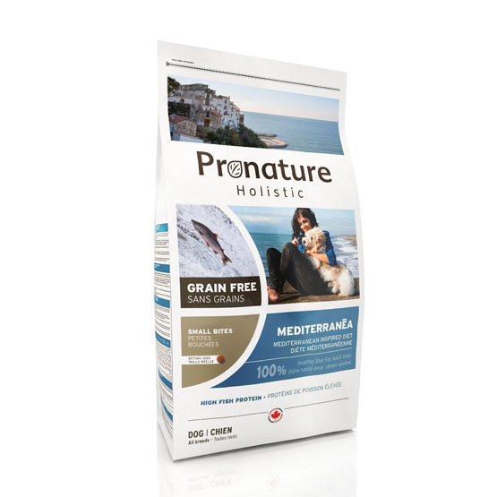 Image of   Pronature hundefoder Mediterranea-2kg