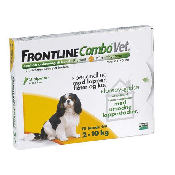 Billede af Loppemiddel til hund, 2 - 10 kg.