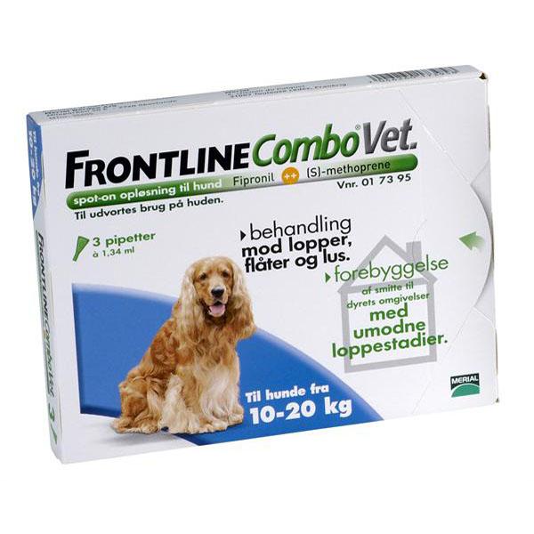 Billede af Loppemiddel til hund, 10 - 20 kg.