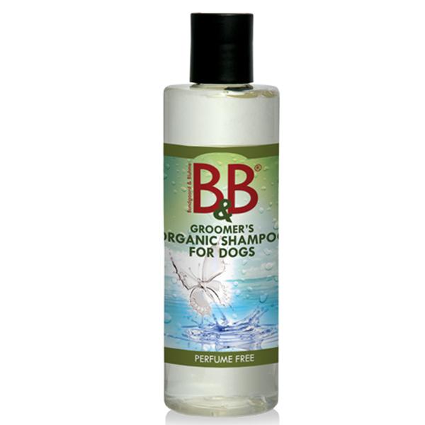 Billede af B&B Økologisk Hundeshampoo, Parfumefri
