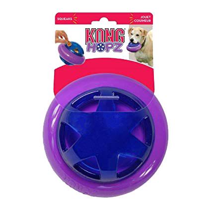 Billede af Hundelegetøj KONG Hopz Ball