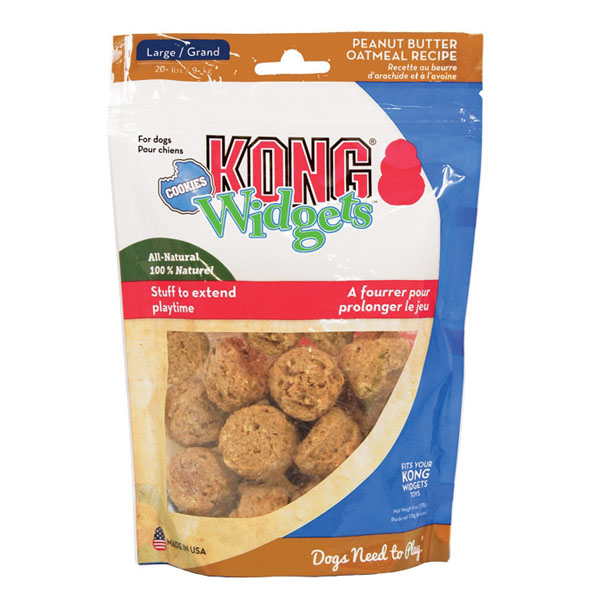 Billede af KONG Widgets Cookies, 170g