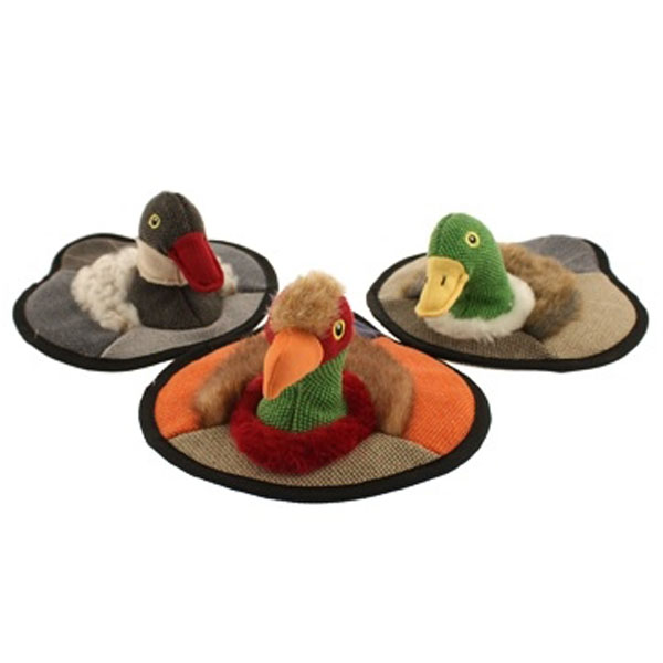 Petsport Canvas Duck Decoy