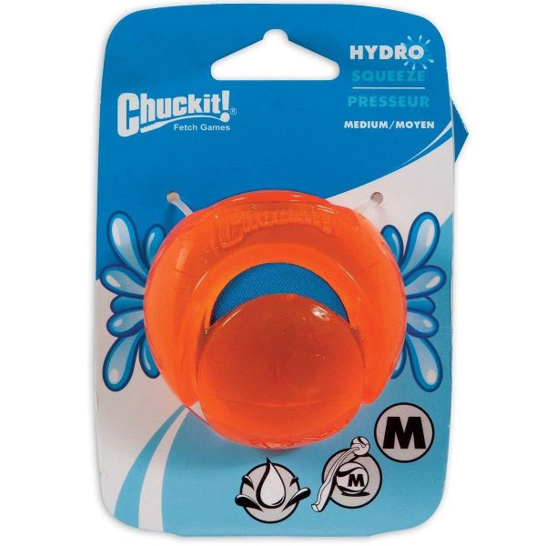 Image of   Chuckit Hydro Squeeze Ball