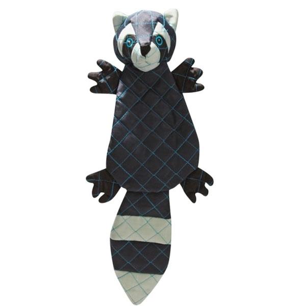 Image of   Hugglehound Raccoon hundelegetøj