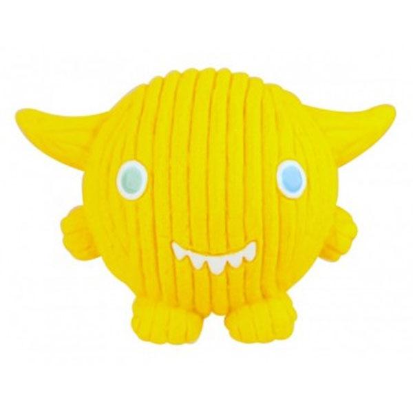 Image of   Hugglehounds gul citron bold