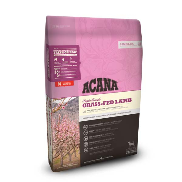 Image of   ACANA hundefoder Grass fed lam 2 kg