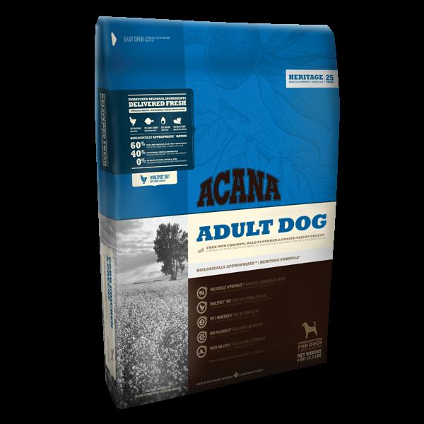 Image of   ACANA voksen hundefoder 11,4 kg