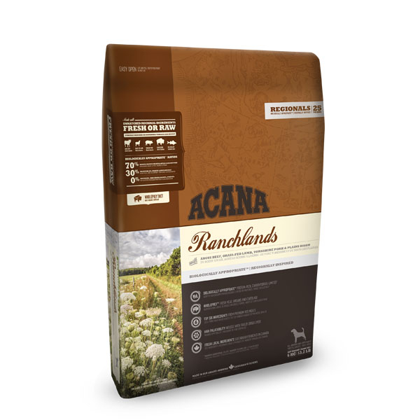 Image of ACANA hundefoder Ranchlands 11,4 kg