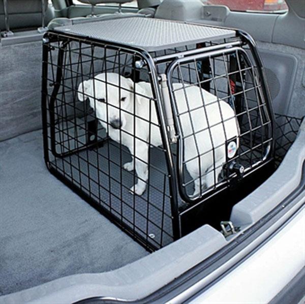 Billede af ArtFex Hundebur med høj læssekant