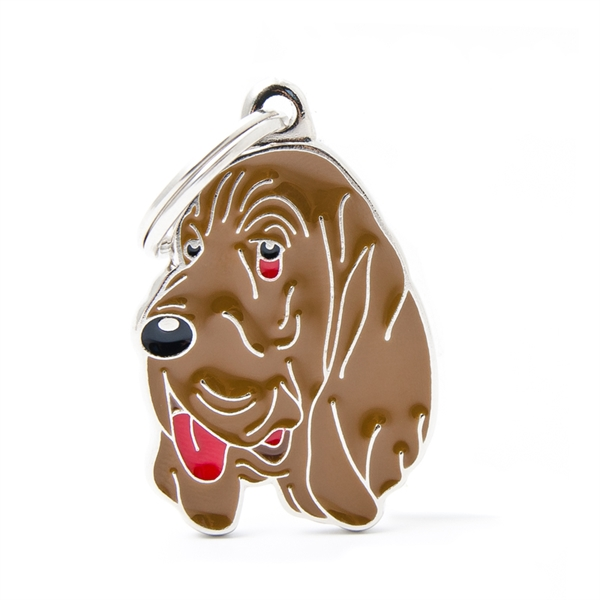 Image of Blodhund hundetegn