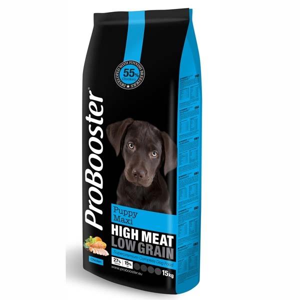 Probooster hvalpe foder,Maxi, 15kg
