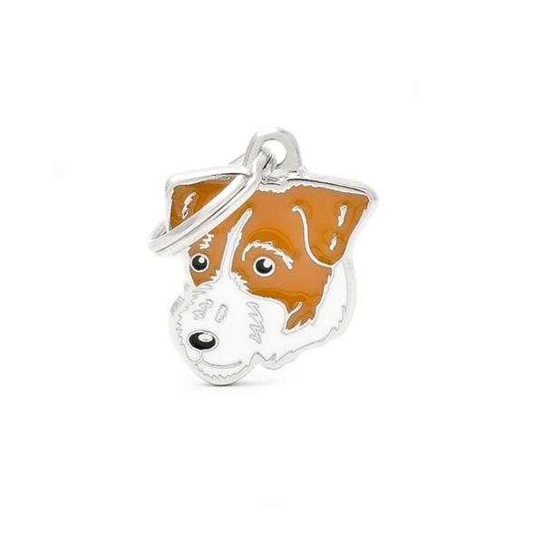 Image of Broken Jack Russel Terrier hundetegn