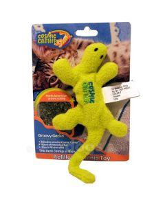 Cosmic Cat Groovey Gecko 100% organic