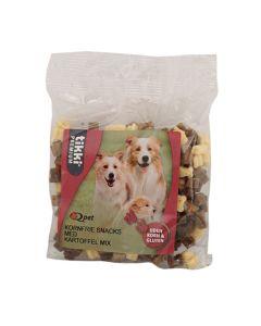 Hundegodbidder, Tikki Premium kornfri godbidder 150g mix