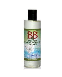 B&B Økologisk Hundeshampoo, Parfumefri
