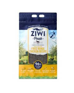 ZiwiPeak hundefoder med kylling 4 kg