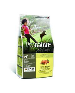 Pronature Holistic Hvalpefoder, 13,6 kg.