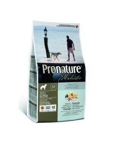 Pronature Holistic Atlantic Salmon hundefoder, 13,6 kg