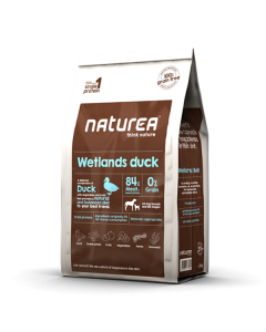 Naturea grain free hundefoder