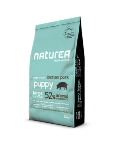 Hvalpefoder Naturea Naturals