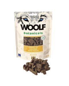 Hundegodbidder Woolf Botanical med kylling