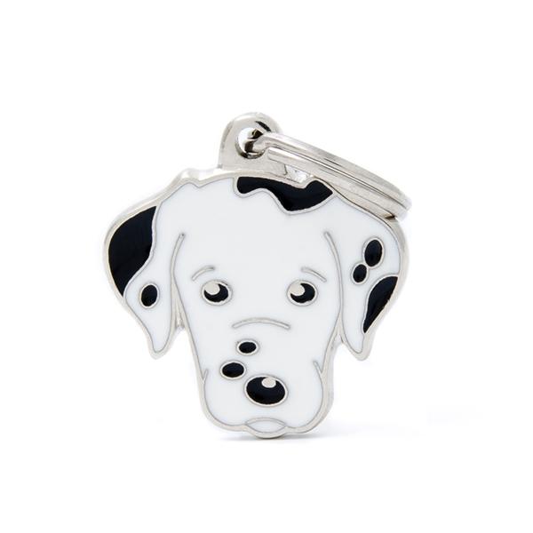 Billede af Dalmatiner hundetegn